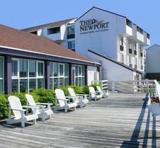 纽波特港码头酒店