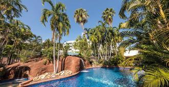 达尔文旅程住宿酒店 - 达尔文 - 游泳池