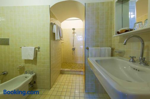 贝尔索基欧诺酒店 - 陶尔米纳 - 浴室