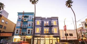 1906美森酒店 - 旧金山 - 建筑