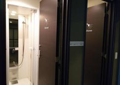 艾尔帕兰新胶囊酒店 - 大阪 - 浴室
