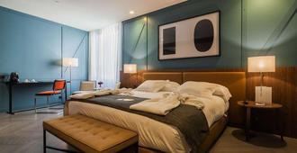 波尔图文奇酒店 - 波尔图 - 睡房