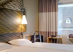 宜必思明斯特市酒店 - 蒙斯特 - 睡房