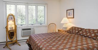 北欧公寓渡假酒店 - 林肯 - 睡房