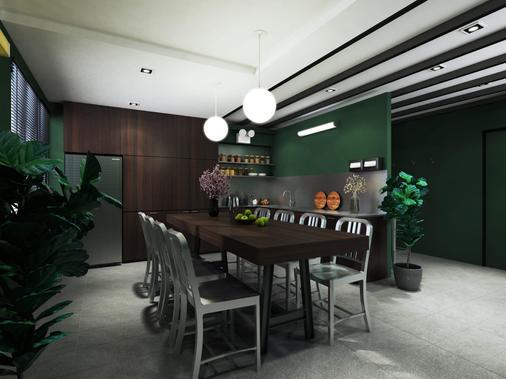韦克酒店 - 新加坡 - 酒吧