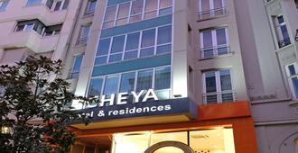 尼桑特塞切亚公寓酒店 - 伊斯坦布尔 - 建筑