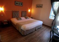 格林纳丁斯酒店 - 阿格德 - 睡房