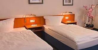德国之屋酒店 - 汉堡 - 睡房