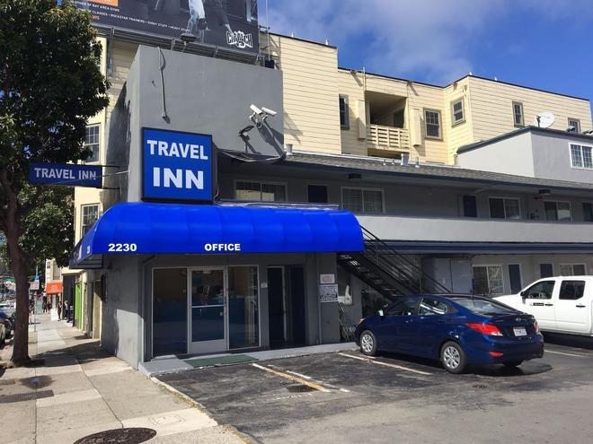 旧金山金门海峡旅游宾馆 - 旧金山 - 建筑