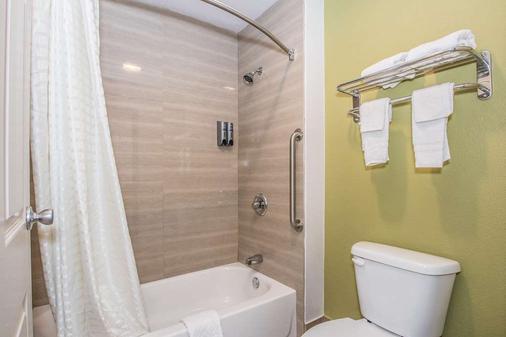 沃斯堡美国最有价值旅馆 - 沃思堡 - 浴室