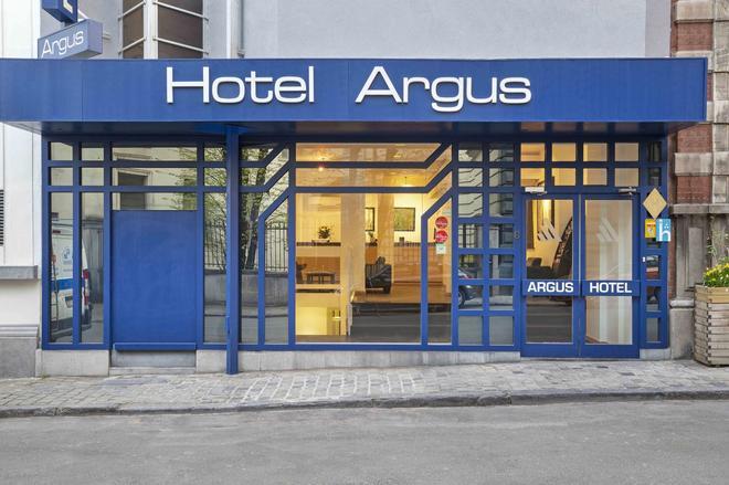 布鲁塞尔阿尔居斯酒店 - 布鲁塞尔 - 建筑