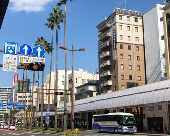 宫崎站橘通阿帕酒店 - 宫崎市 - 户外景观