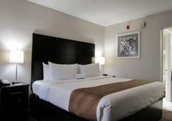 湖畔品质酒店 - 基西米 - 睡房