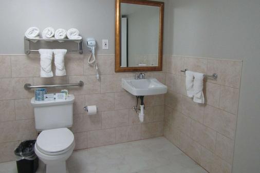 湖畔品质酒店 - 基西米 - 浴室