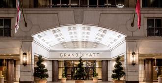 华盛顿君悦酒店 - 华盛顿 - 建筑
