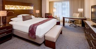 华盛顿君悦酒店 - 华盛顿 - 睡房
