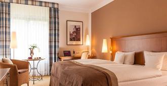 雅梅隆波恩皇家宫殿酒店 - 波恩(波昂) - 睡房