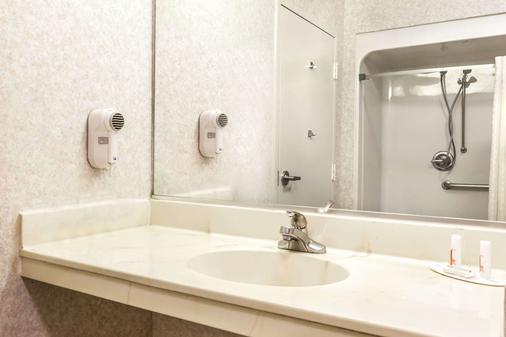 马纳萨斯戴斯酒店 - 马纳萨斯 - 浴室