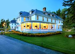 华盛顿山欧尼布雷顿阿姆斯酒店 - 卡罗尔(新罕布什尔州) - 建筑