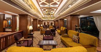 内罗毕塞丽娜酒店 - 内罗毕 - 休息厅