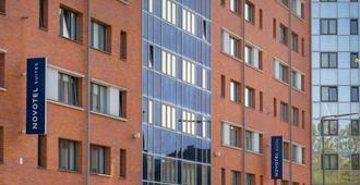 柏林市波茨坦广场诺富特套房酒店 - 柏林 - 建筑