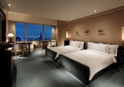东京柏悦酒店 - 东京 - 睡房