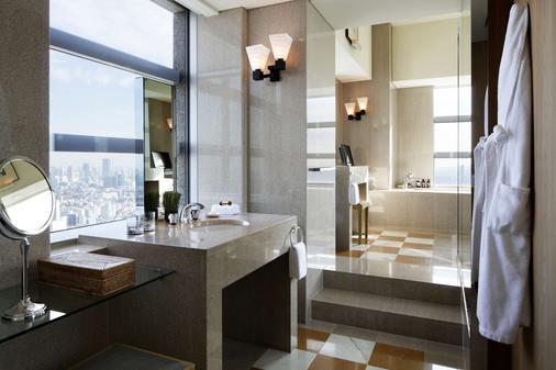 东京柏悦酒店 - 东京 - 浴室