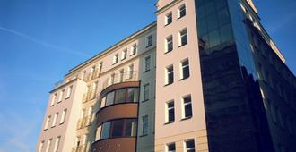 波兹南德席尔瓦高级酒店 - 波兹南 - 建筑