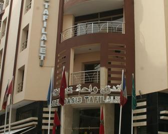 奥赛塔福利特酒店 - 梅克内斯 - 建筑