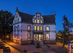洛斯托克斯达特皮尔酒店 - 罗斯托克 - 建筑