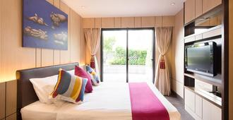 挪亚方舟度假酒店 - 香港