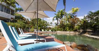 热带雨林俱乐部温泉酒店 - 道格拉斯港 - 游泳池