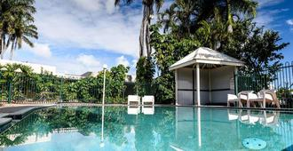 Bundaberg International Motor Inn - 班德堡 - 游泳池