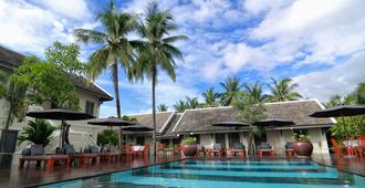 马利精品别墅酒店 - 琅勃拉邦 - 游泳池