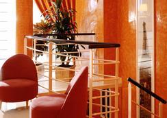 贝斯特韦斯特布列塔尼蒙帕纳斯酒店 - 巴黎 - 大厅