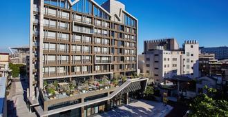 友爱街旅馆 - 台南 - 建筑