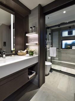 棉登酒店 - 香港 - 浴室