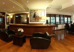 棉登酒店 - 香港 - 大厅