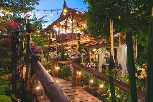 蒙蒂水疗度假酒店 - 曼谷 - 建筑
