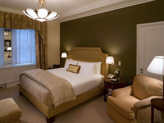 荷兰雪梨酒店 - 纽约 - 睡房