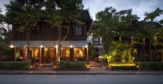 琅勃拉邦布拉沙里喜来得酒店 - 琅勃拉邦 - 建筑