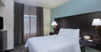 查塔努加市中心-会议中心斯塔布里奇套房酒店 - 查塔努加 - 睡房