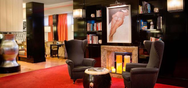 星际安德森酒店 - 米兰 - 休息厅