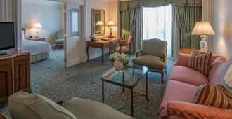美国大酒店 - 盐湖城 - 睡房