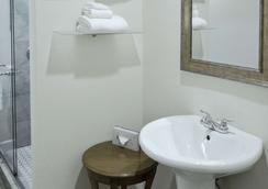 格兰海威汽车旅馆 - 旧金山 - 浴室