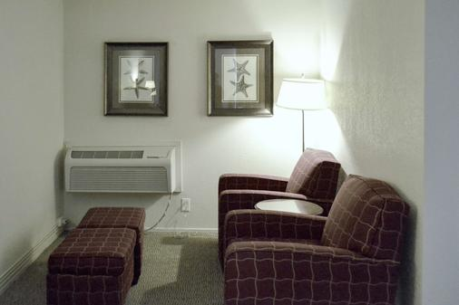 格兰海威汽车旅馆 - 旧金山 - 客厅