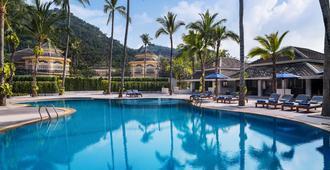 苏梅岛玛娜泰酒店 - 苏梅岛 - 游泳池