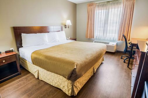 近米勒山商场伊康旅馆 - 德卢斯 - 睡房