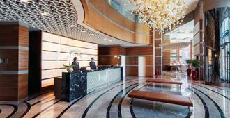 莫文皮克安卡拉酒店 - 安卡拉 - 柜台