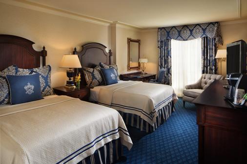 华盛顿杜克高尔夫俱乐部旅馆 - 达拉姆 - 睡房